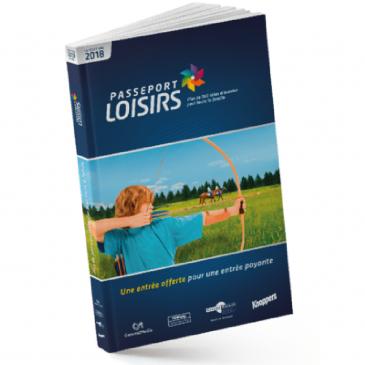 Passeport Loisirs 2018